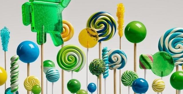 Google Akhirnya Resmikan Android 5.0 – Lollipop